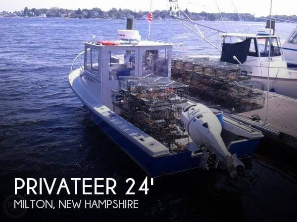 Used Privateer Boats For Sale by owner | 1985 Privateer 24