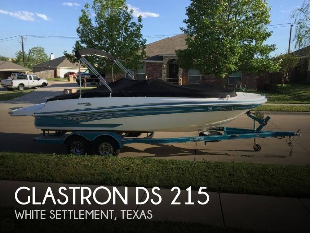 Used Deck Boats For Sale in Texas by owner | 2009 Glastron 20