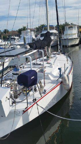 Groupe Finot 42, 42', for sale - $38,500