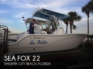 22 foot sea fox 22 22 foot motor boat in panama city fl for Used boat motors panama city fl