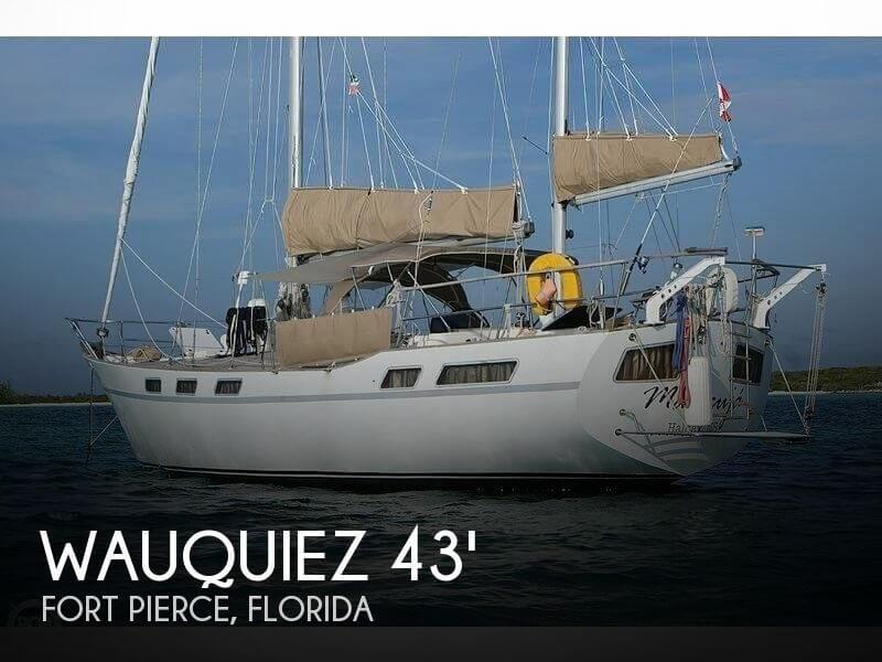1984 Wauquiez 43 - Photo #1