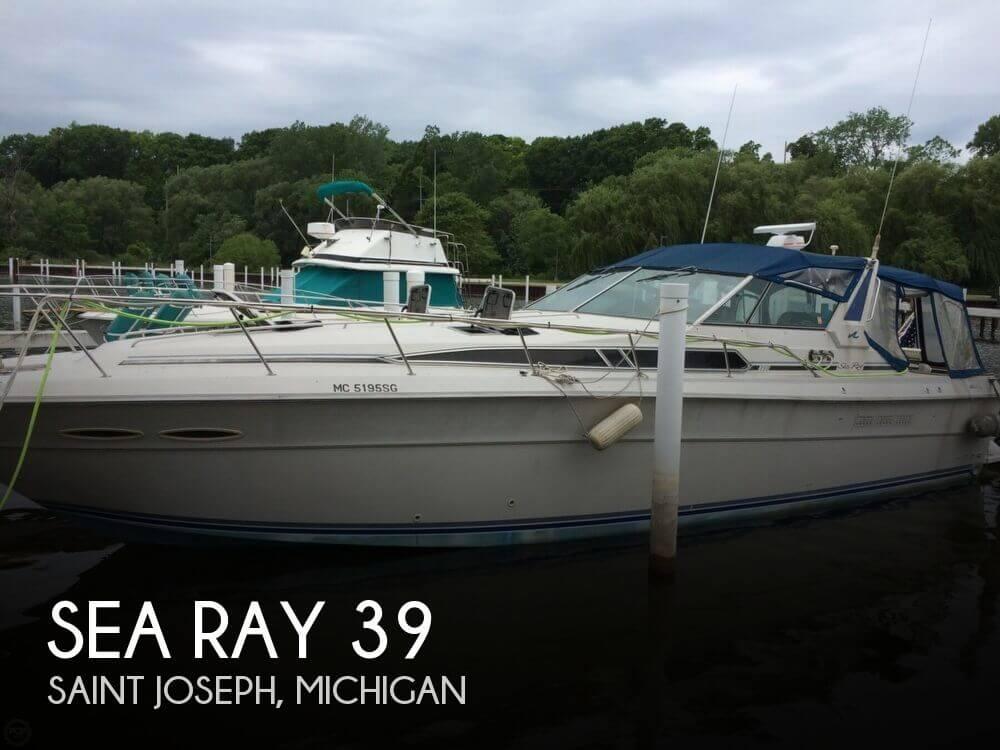 1987 Sea Ray 39 - Photo #1
