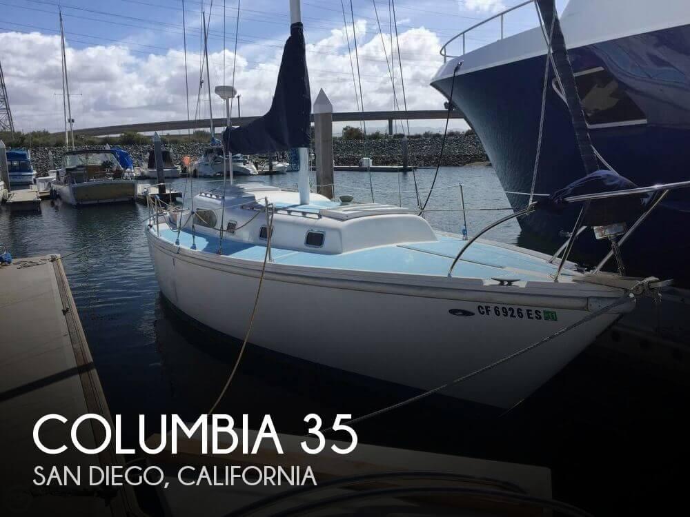 1970 Columbia 35 - Photo #1