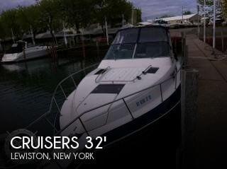 1989 Cruisers 32 - Photo #1