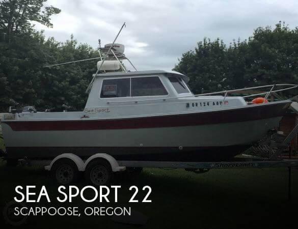 1991 Sea Sport 22 - Photo #1