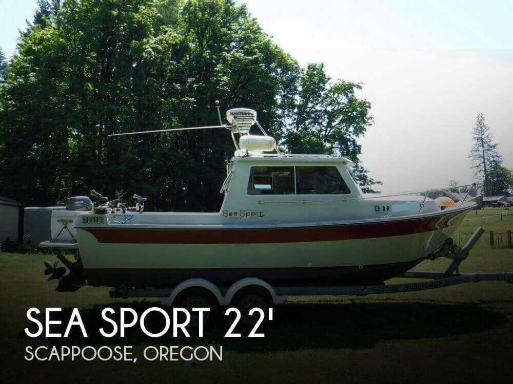 1991 SEASPORT 2200 SPORTSMAN for sale