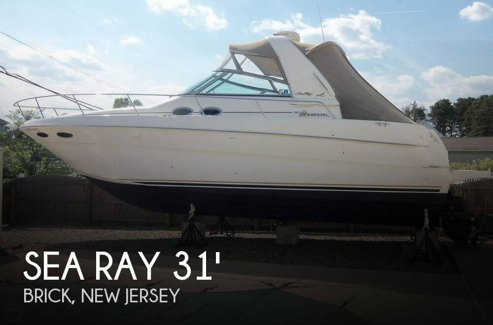 2000 Sea Ray 31 - Photo #1