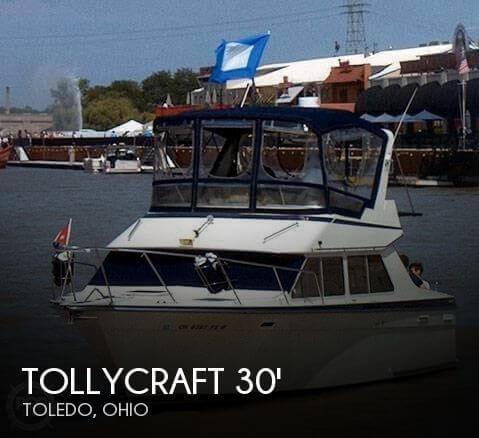 1987 Tollycraft 30 - Photo #1