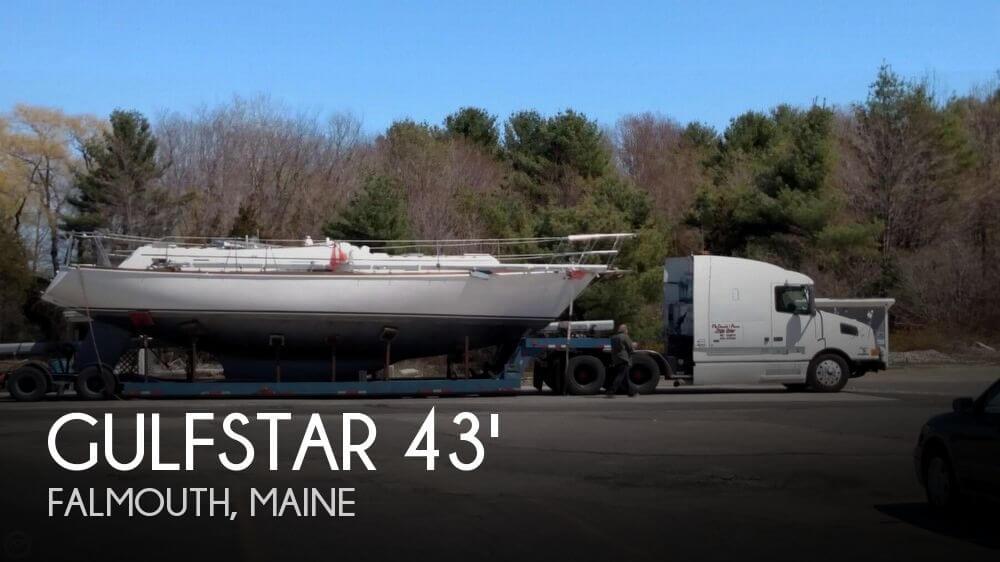 1978 Gulfstar 43 - Photo #1