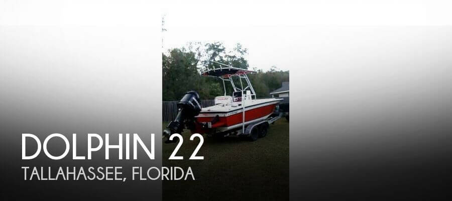 Used Dolphin Boats For Sale by owner | 2000 Dolphin 22