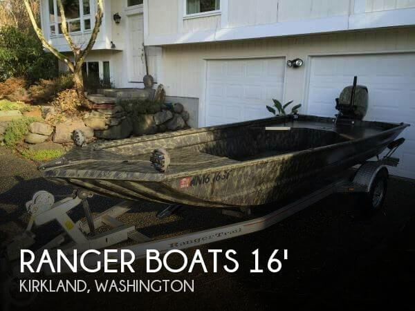 2014 RANGER BOATS 1652 MPV for sale