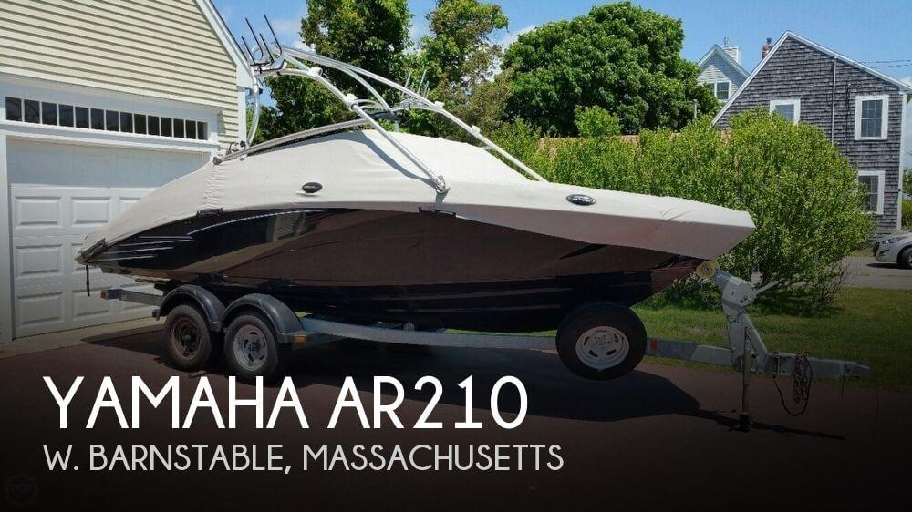 2012 Yamaha 21 - Photo #1