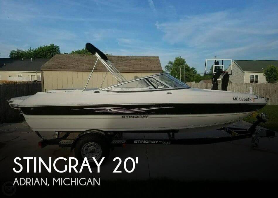 2012 Stingray 20 - Photo #1