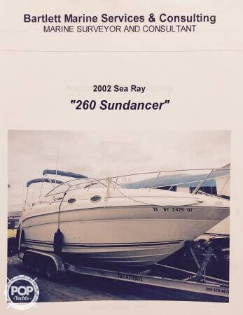 2002 Sea Ray 26 - Photo #4