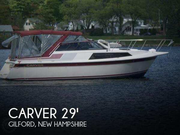 Used Carver 29 Boats For Sale by owner | 1986 Carver 29