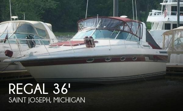 Used Regal 36 Boats For Sale by owner | 1987 Regal Commodor 360XL