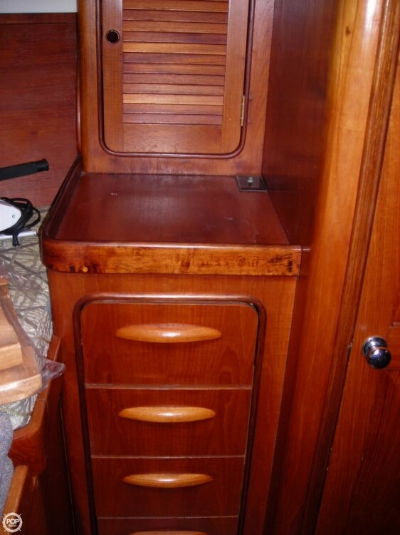 1979 Gulfstar 44 - Photo #2