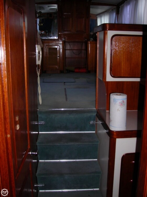1979 Gulfstar 44 - Photo #3
