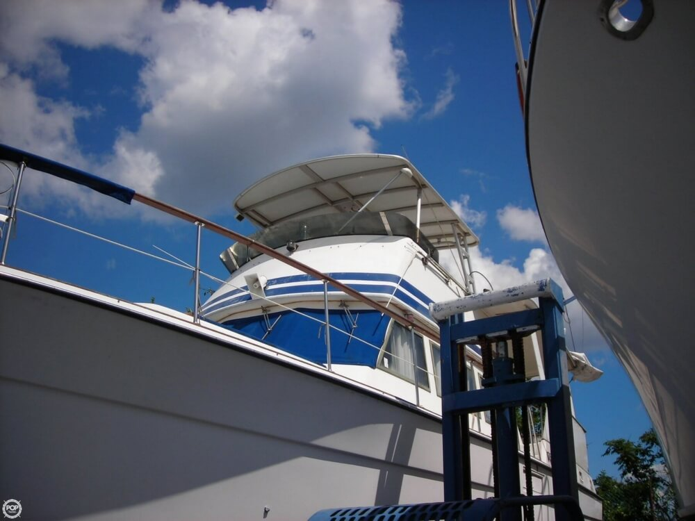 1979 Gulfstar 44 - Photo #9