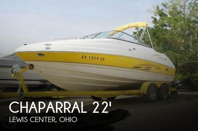 Used Boats For Sale in Columbus, Ohio by owner | 2005 Chaparral 22