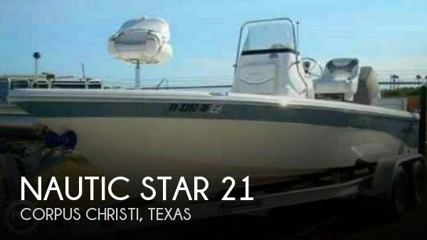 Used Boats For Sale in Corpus Christi, Texas by owner | 2014 Nautic Star 21