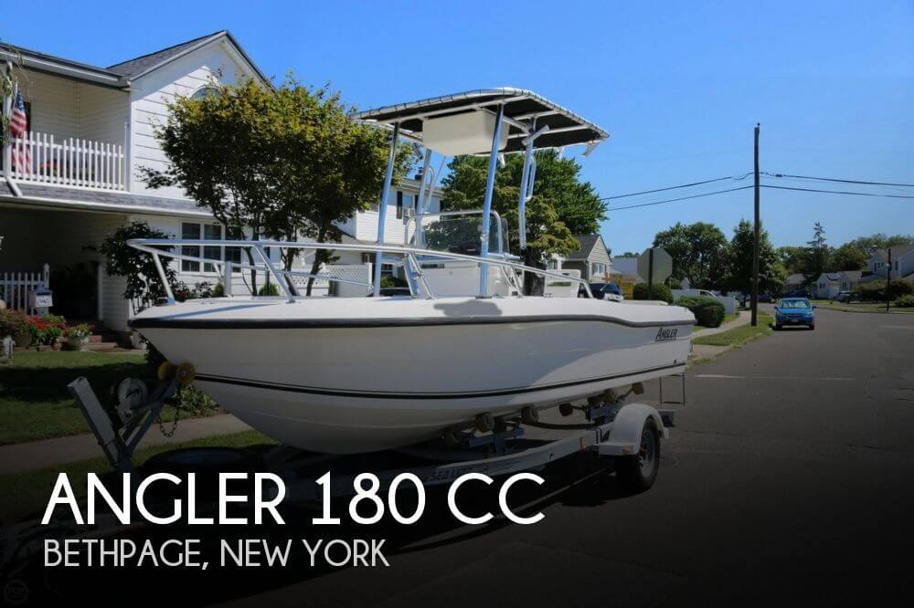 2005 Angler 180 CC