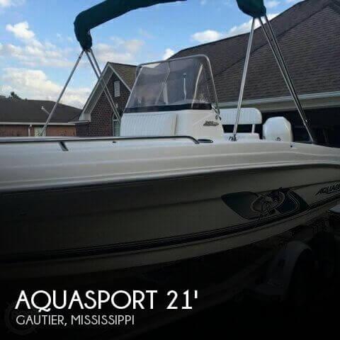 2003 Aquasport 21 - Photo #1