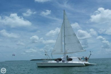 Wingsail 45 converted to Carbospars Aerorig, 45', for sale - $169,000