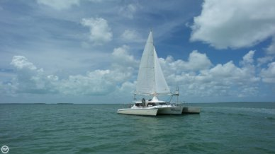 Wingsail 45 converted to Carbospars Aerorig, 45', for sale - $186,700