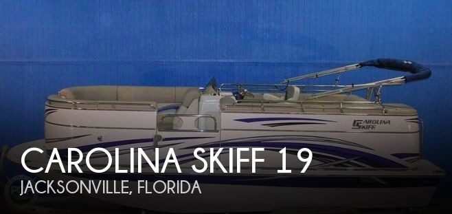 2012 Carolina Skiff 19 - Photo #1