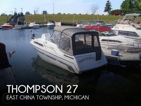 1991 Thompson 27 - Photo #1