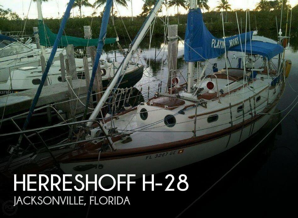 1988 Herreshoff 29 - Photo #1