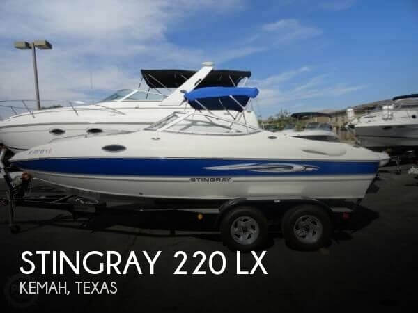 2008 Stingray 21 - Photo #1