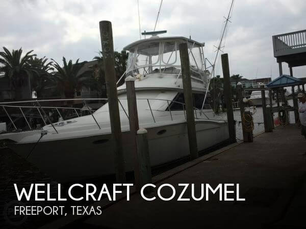 Used Wellcraft Boats For Sale in Texas by owner | 1988 Wellcraft 36