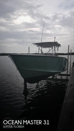 Used Ocean Master Boats For Sale by owner | 1988 Ocean Master 31