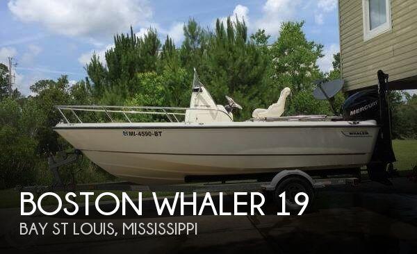 2006 Boston Whaler 19 - Photo #1