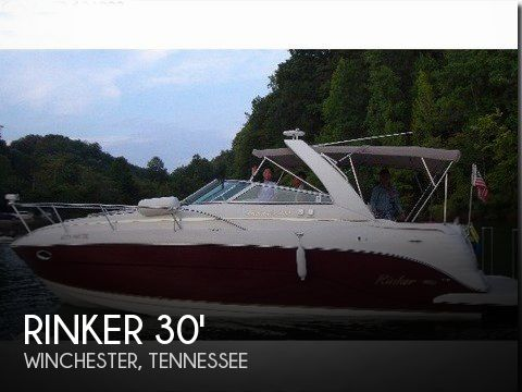 Used Rinker 30 Boats For Sale by owner | 2005 Rinker 30