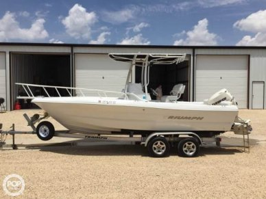Triumph 215 Tournament Edition, 22', for sale - $21,000