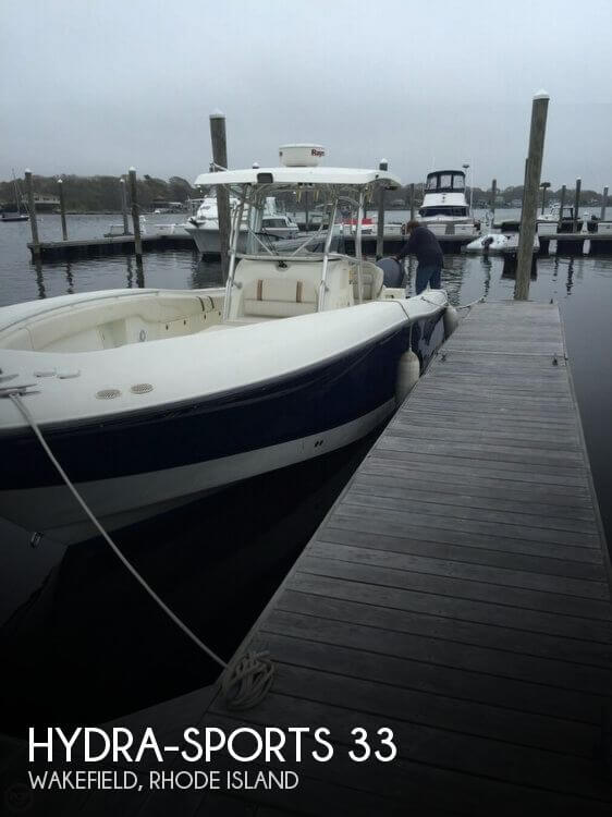 Used Hydra-Sports Boats For Sale by owner | 2004 Hydra-Sports 33
