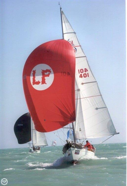 2001 Soca Boats 33 - Photo #2