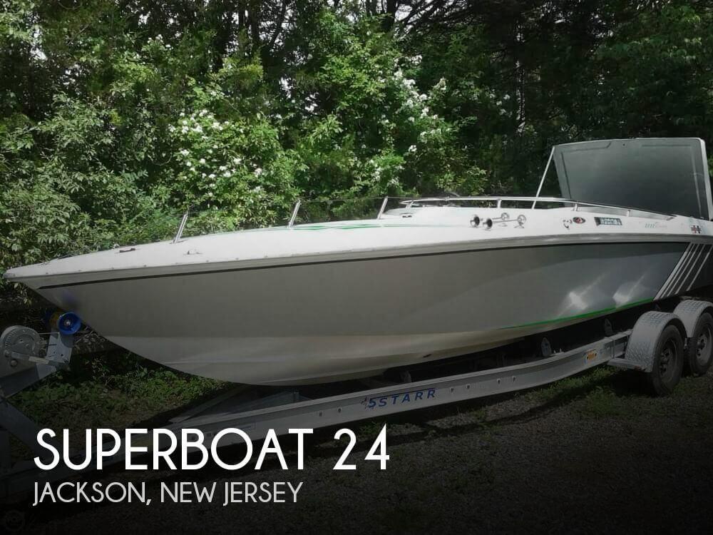 1977 Superboat 24 - Photo #1