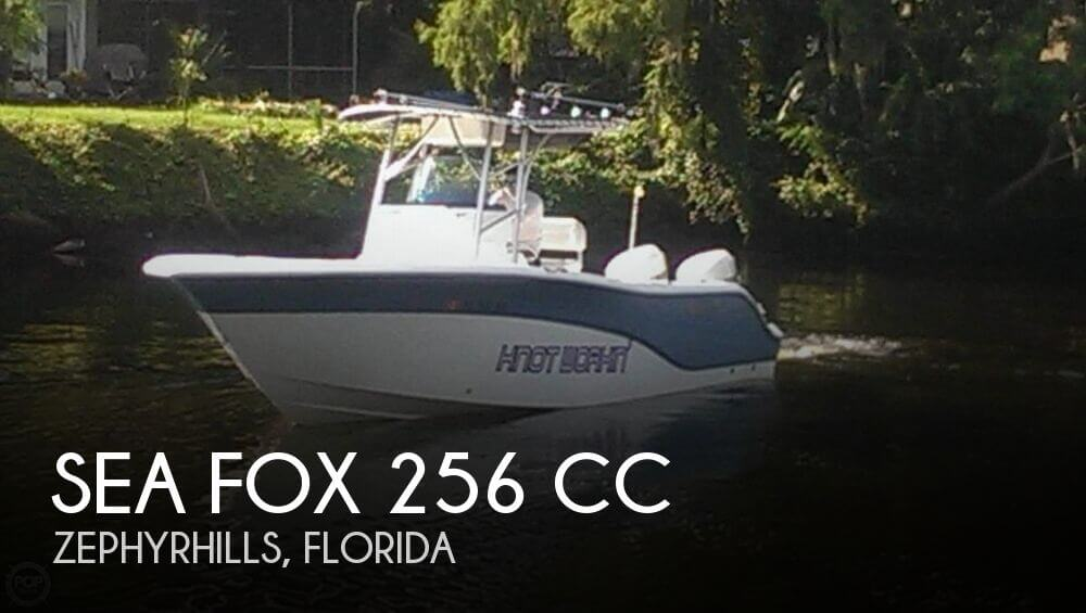 2007 Sea Fox 25 - Photo #1