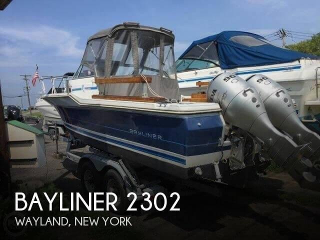 1989 Bayliner 22 - Photo #1