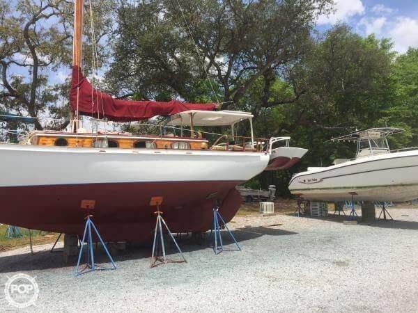 1982 Bluewater Custom Built 33 - Photo #5