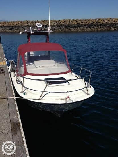 1989 Boston Whaler boat for sale, model of the boat is 22 Cuddy Cabin & Image # 4 of 12