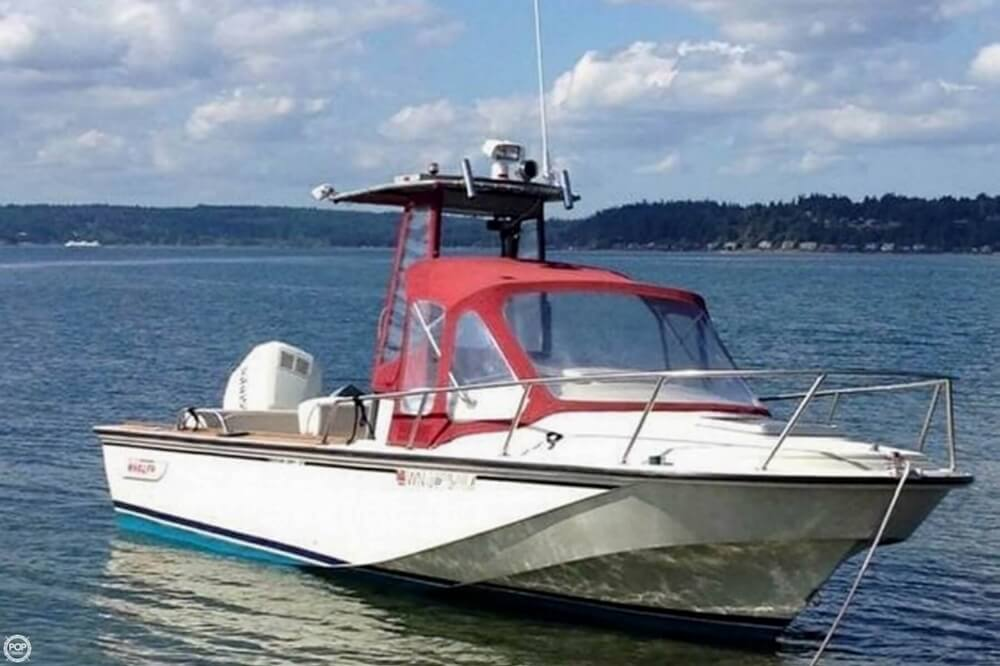 1989 Boston Whaler boat for sale, model of the boat is 22 Cuddy Cabin & Image # 11 of 12