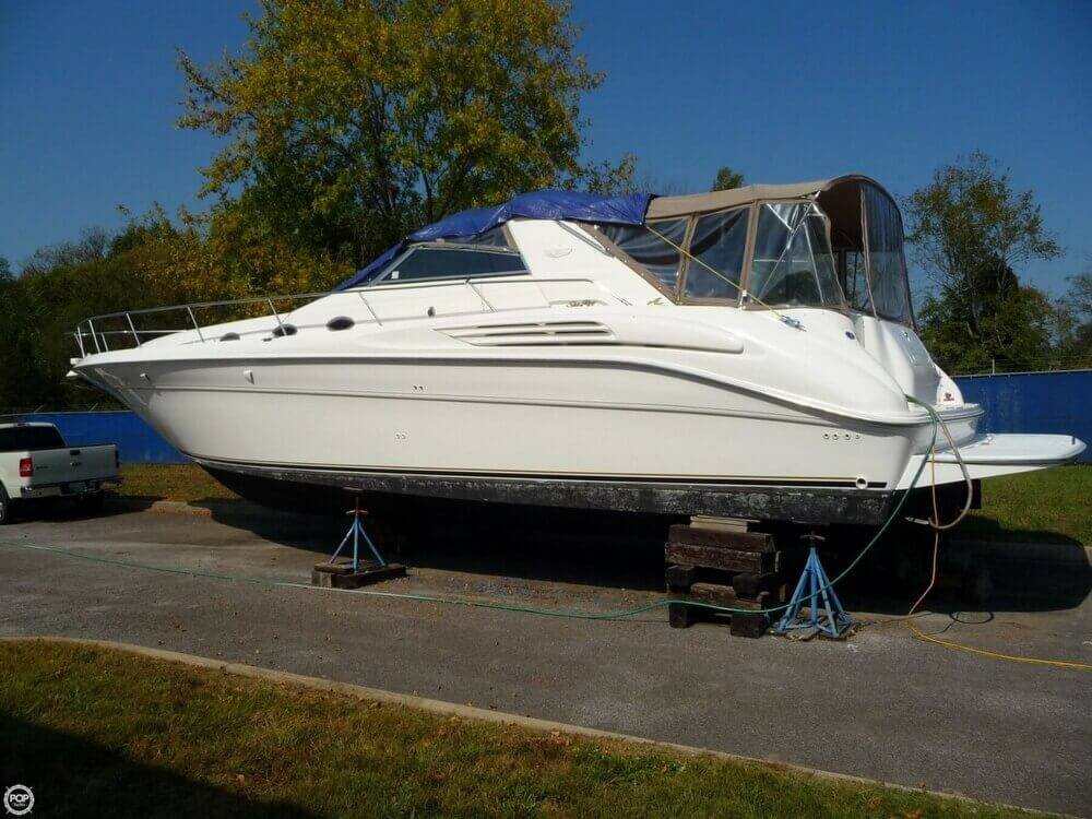 1996 Sea Ray 45 - image 13