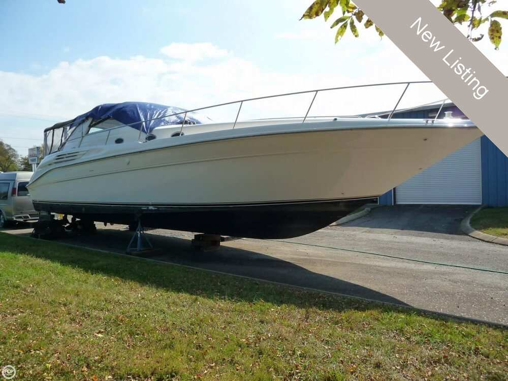 Used Sea Ray Boats For Sale in Ohio by owner | 1996 Sea Ray 45