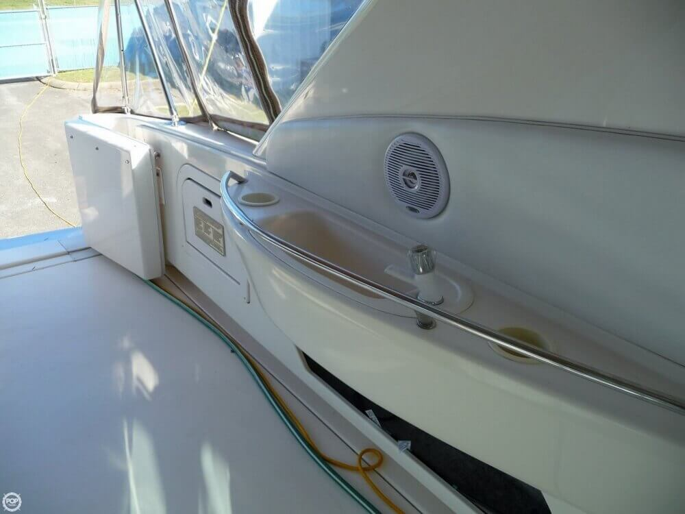 1996 Sea Ray boat for sale, model of the boat is 450 Sundancer & Image # 35 of 40