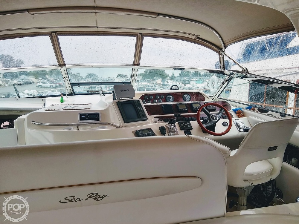 1996 Sea Ray boat for sale, model of the boat is 450 Sundancer & Image # 12 of 40
